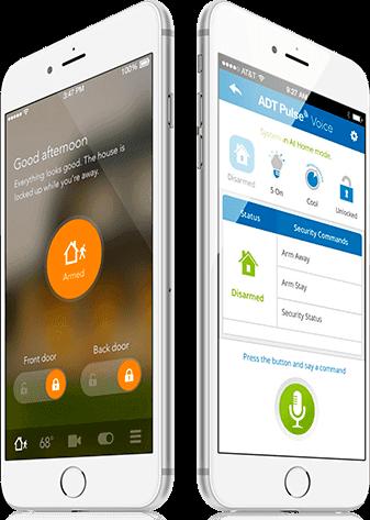 app móvil de alarmas
