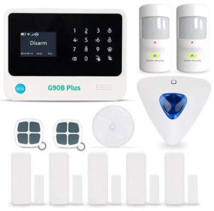 Alarma sin cuota Golden Security G90BP2