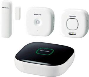 alarma sin cuota Panasonic KX-HN6011