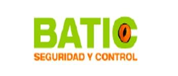 Logotipo de Batic Seguridad y Control