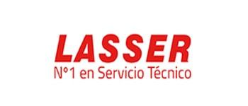 logotipo de Lasser