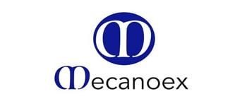 logotipo de mecanoex