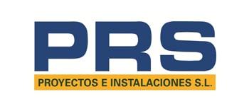 Logotipo de PRS Seguridad