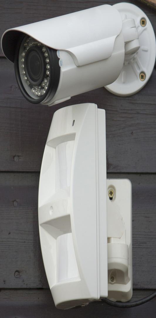 Cámara y sensor