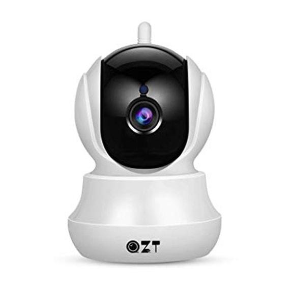 Cámara de vigilancia de la marca QZT