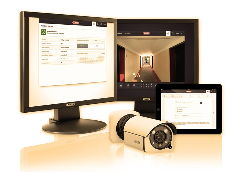 Dispositivos que componen un CCTV