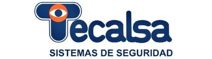 Logotipo de la empresa de seguridad Tecalsa